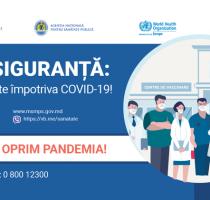Informare privind loturile de vaccin recepționate la Depozitul Național de Vaccinuri din cadrul ANSP