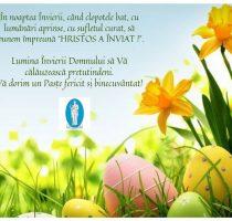Recomandări pentru o alimentație rațională în perioada Sărbătorilor de Paște