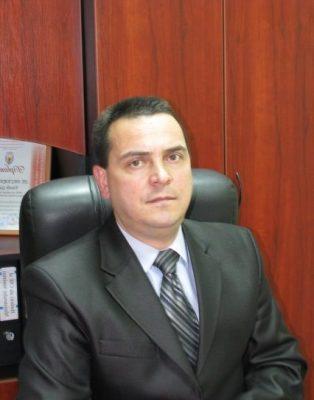 Vasile GUŞTIUC – Director interimar,  Inspector șef sanitar de stat