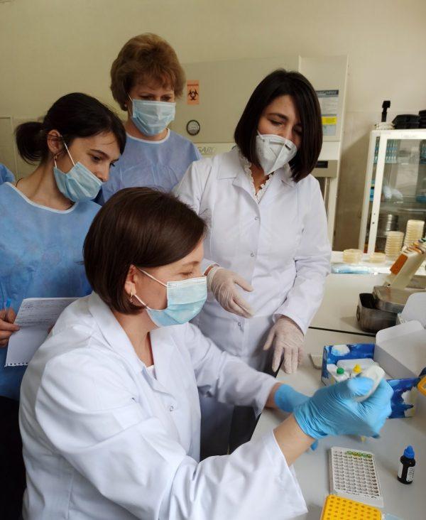 Standardizarea metodologiei de diagnostic al infecției cu Clostridioides difficile