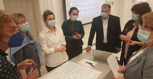 Planurile-draft de acțiuni în baza Profilurilor de Sănătate pentru prevenirea și controlul bolilor netransmisibile în teritoriu sunt elaborate