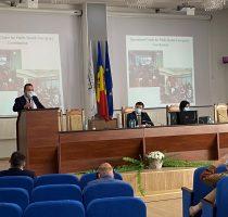 Misiunea OMS privind evaluarea sistemului de asistență medicală pentru consolidarea funcțiilor și capacităților sistemului de sănătate în vizită la ANSP