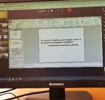 Informare cu privire la sedința de lucru în domeniul protecției sănătății publice