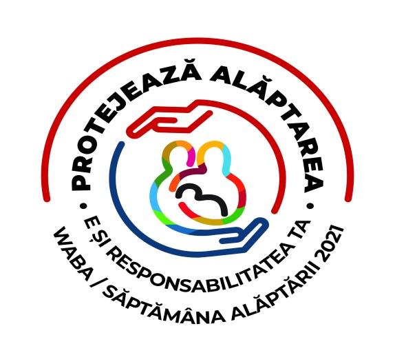 """1-7 august 2021 – Săptămâna Mondială a Alăptării cu genericul """"Alăptarea și munca. Să facem să funcționeze"""""""