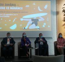 Panel de discuții cu reprezentanții industriei alimentare și HoReCa privind impactul asupra sănătății a consumului în exces de zahăr