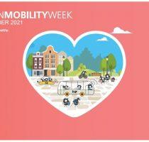 """Săptămâna Europeană a Mobilității: """"Sigur și sănătos, cu mobilitate durabilă"""""""
