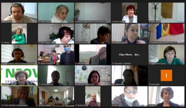 Extinderea Rețelei de Școli care Promovează Sănătatea în Republica Moldova