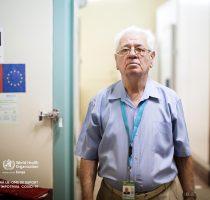 """Specialistul ANSP, Alexandru Lungu, a fost decorat cu """"Ordinul Republicii"""""""