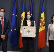 Medicul epidemiolog din cadrul ANSP, Alina Druc, a absolvit cu succes programul MediPIET 2019-2021