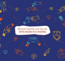 Îngrijirea sănătății mintale ar trebui să devină o realitate pentru toți